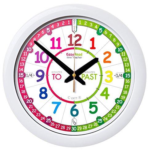 easyread time teacher kinderwecker mit nachtlicht und